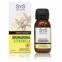 ESENCIA BRUMAROMA SYS 50ml CITRONELA