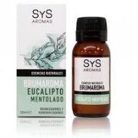 ESENCIA BRUMAROMA SYS 50ml EUCALIPTO MENTOLADO