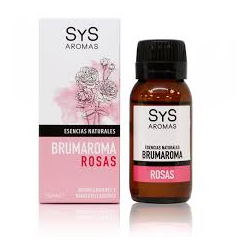 ESENCIA BRUMAROMA SYS 50ml ROSAS