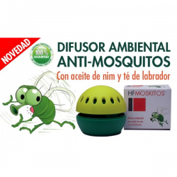 DIFUSOR AMBIENTAL MOSQUITOS 150 ML