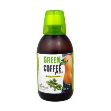 GREEN COFFEE PLUS CON STEVIA CAFE VERDE, HINOJO, T