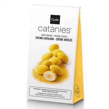 Catanies Crema Catalana Sin Gluten 80gr Cudié