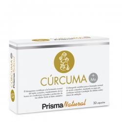 Prisma Natural Cúrcuma, 30 Cápsulas.
