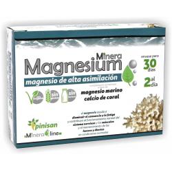 Minera Magnesium 60 Capsulas Pinisan