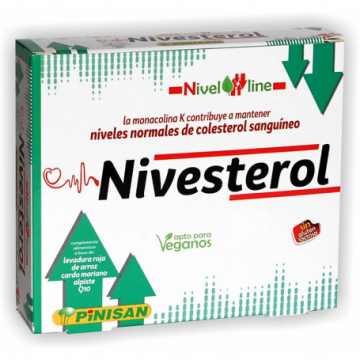 Nivesterol 60 Capsulas Pinisan