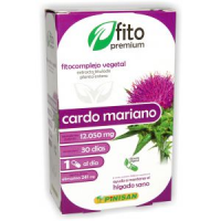 FitoPremium Cardo Mariano Pinisan 30 cápsulas