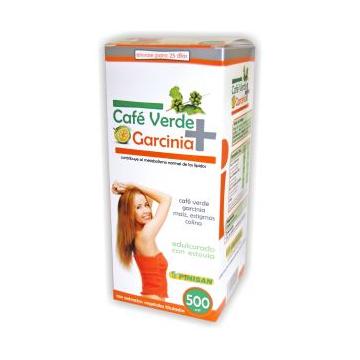 Café Verde Líquido + Garcinia Pinisan 500 ml