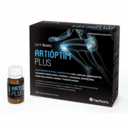 Artioptim Plus Herbora 20 viales