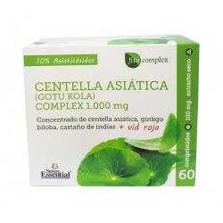 NE CENTELLA ASIATICA COMPLEX 1000MG 60 COMPRIMIDOS