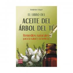 LIBRO EL ACEITE DEL ARBOL DEL TE, REMEDIOS NATURALES