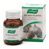 PERLAS AJO PURO 120 PERLAS A VOGEL BIOFORCE