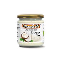 ACEITE DE COCO BIO 250GR MANDOLE MANDOLE 250GR