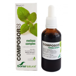 COMPOSOR 22 MELISA COMPLEX 50 ML