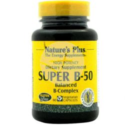 VIT B COMPLEX50 SUPER CAP