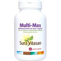 multi max 60 capsulas
