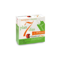 PLAN 7 DIAS CONTROL DAY QUEMAGRASAS Y DEPURATIVO STICK NUTRISPORT